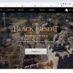 Black Desert Remastering