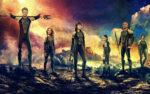 Отзыв на фильм Голодные игры: И вспыхнет пламя / The Hunger Games: Catching Fire (2013)