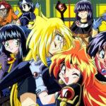 Отзыв на аниме Рубаки 4: Великолепные Рубаки на большом экране / Sureiyâzu gôjasu / Slayers Gorgeous (1998)