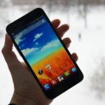 Новый 4-х ядерный смартфон ZTE Grand X Quad