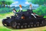 Отзыв на аниме Девушки и танки / Girls und Panzer das Finale (2017)