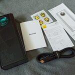 Небольшой обзор PowerBank Baseus 65W 30000mAh