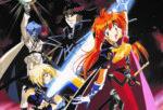 Отзыв на аниме Рубаки / Sureiyâzu / Slayers (1995 – 2009)
