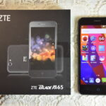 Смартфон ZTE A465