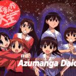 Отзыв на аниме Адзуманга Дайо / Azumanga daiô (сериал 2002)