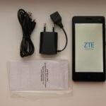 Обзор смартфона ZTE Blade GF3